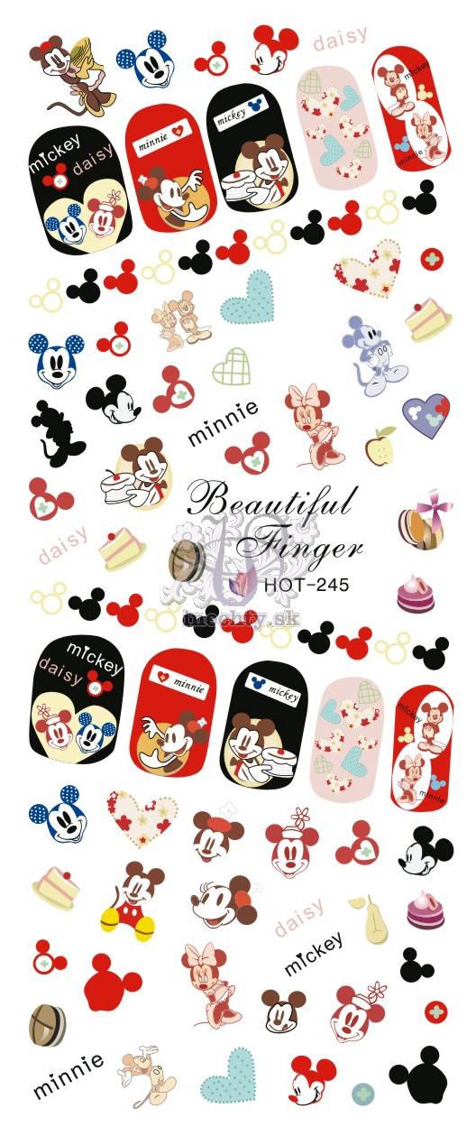 Vodolepky Mickey Mouse 3 ac57388455f