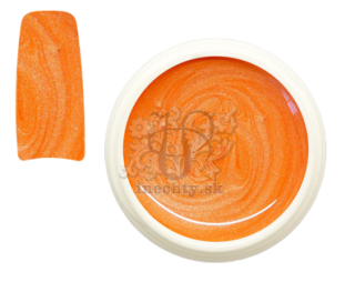 Farebný Uv gél HQ orange 5ml