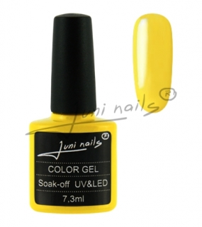 Juninails Gellak   7,3ml č. 001