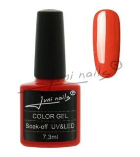 Juninails Gellak   7,3ml č. 034