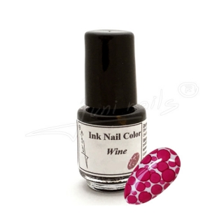 Ink Nail Color Wine 4,5ml