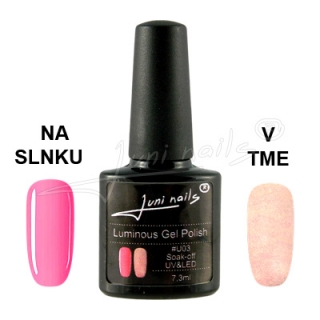 Juninails Gellak Luminous 03 7,3ml