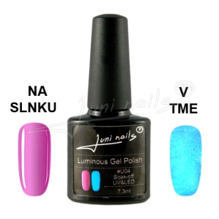 Juninails Gellak Luminous 04 7,3ml